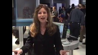 AMD In-Booth Presentation at NAB Show 2006 by Trade Show Presenter Emilie Barta