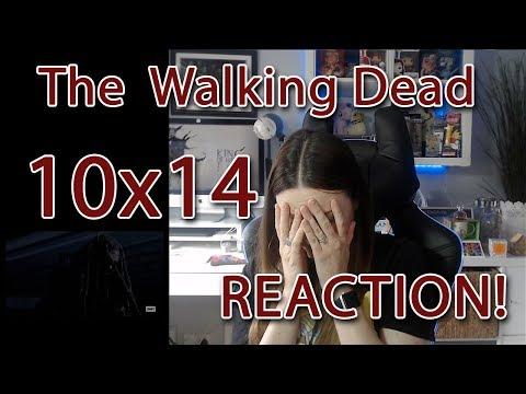 The Walking Dead Reaction 10x14