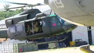 Italian Blade 2015 Teaser - Helicopter Exercise Programme