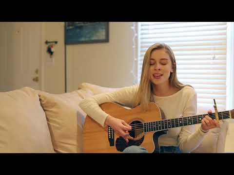 Khalid And John Mayer - Outta My Head Cover By Karen Hardy
