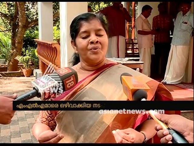 Kollam Bypass Inauguration ; Mercykutty Amma against BJP