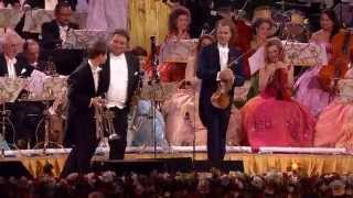 12 Year Old Romano playing Rancherfest Polka with André Rieu