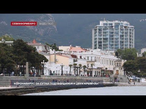 НТС Севастополь: Коронавирус за сутки подтвердился у двух крымчан