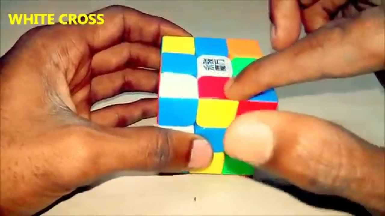Download 4 SIMPLE Algorithms to EASILY Solve 3x3 Rubik's Cube.