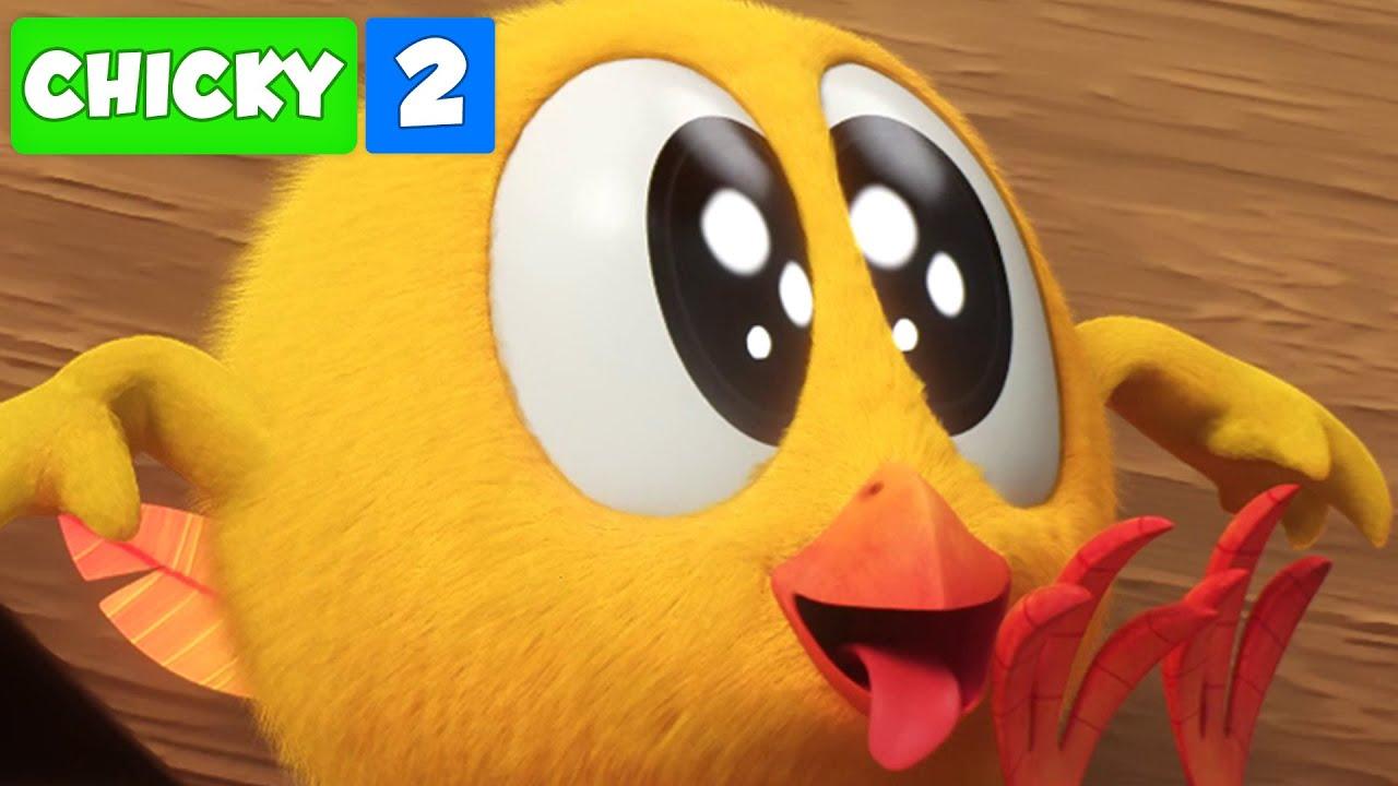 Onde está Chicky? 2021 | GOLOSO CHICKY | Desenhos Animados Infantil