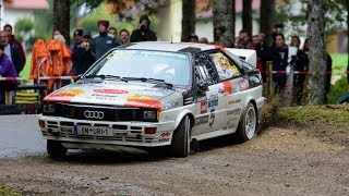 Austrian Rallye Legends 2017 - Action