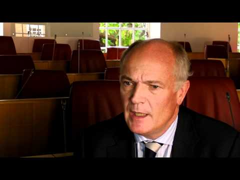 Rear Admiral Lionel Jarvis - Climate change and military security