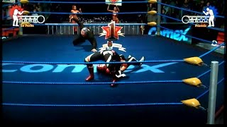 first impressions lucha libre aaa heroes del ring playstation 3