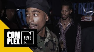 2Pac Takes Aim at Jay Z, Dr. Dre, and Biggie in Lost Liner Notes