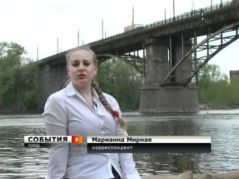 Фрунзенский мост. Samara GIS