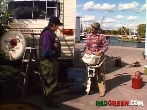 "The Red Green Show Ep 13 ""Whittling Contest"" (1991 Season)"