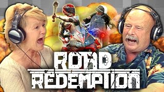 ELDERS PLAY ROAD REDEMPTION (Elders React: Gaming)