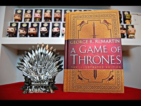 First Look & Impression | Game Of Thrones 20th Anniversary Illustrated Edition