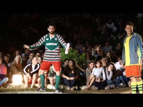 Britten's A midsummer night's dream (part 1). Brazilian premiere. Parque Lage 2013