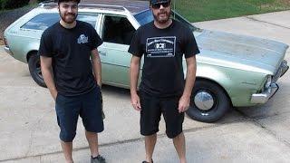 Finnegans' Garage Ep. 32: Nitrous, Meet The Green Hornet'
