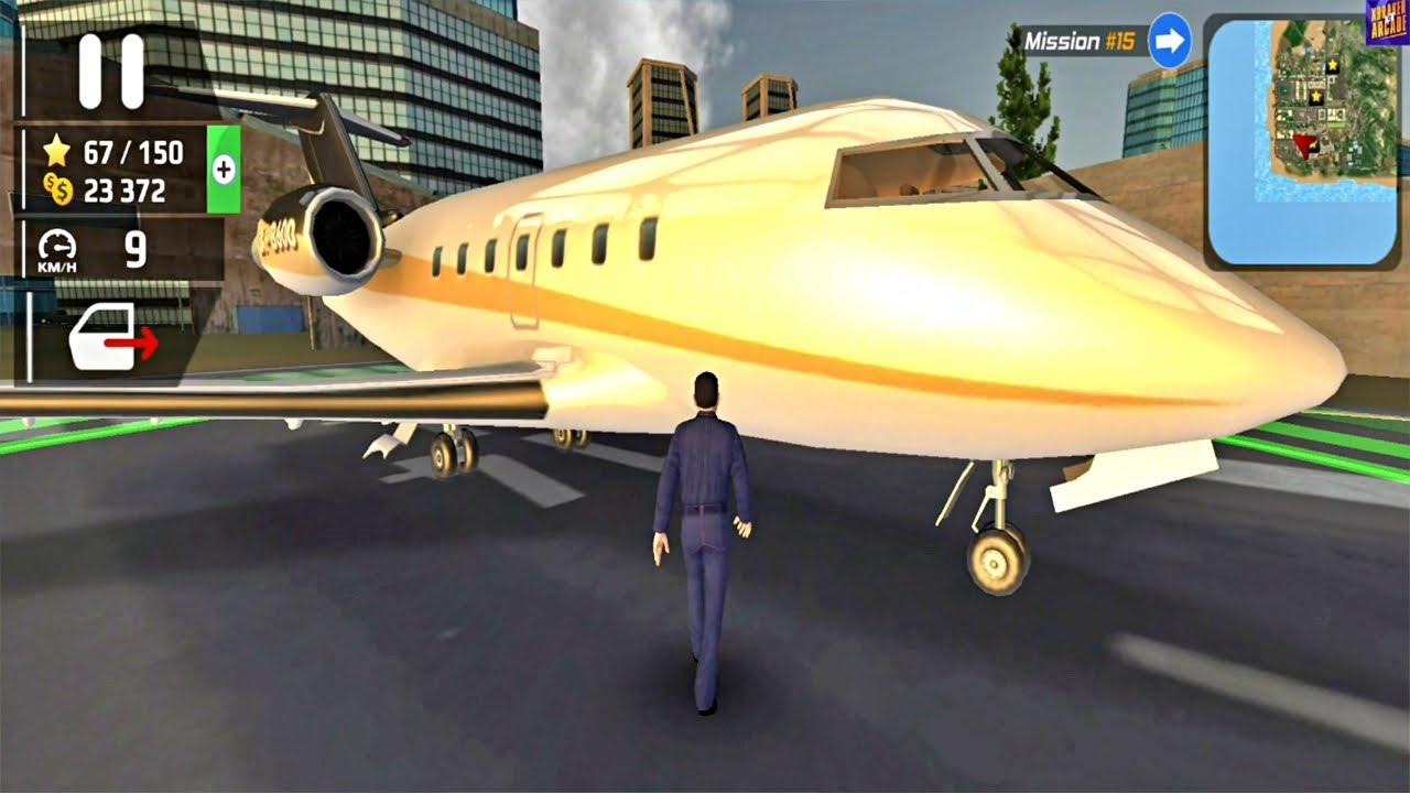 Flight Pilot Simulator - Airplane Flight Simulator - Best Android Gameplay