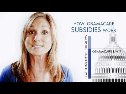 How Do The Obamacare Subsi Or Premium Tax Credits Work