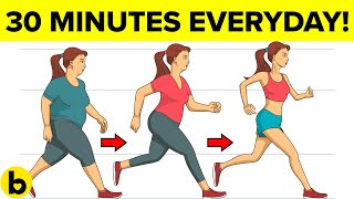 Running Daily For 30 Minutes Will Do This To Your Body