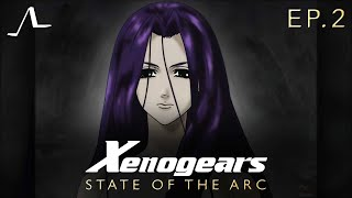 Xenogears Story Analysis (Ep.2)   State of the Arc Podcast (Ft. Retrograde Amnesia)