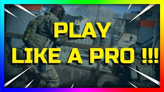 How to play aggressive like a pro in call of duty modern warfare (biggest tip!!!)
