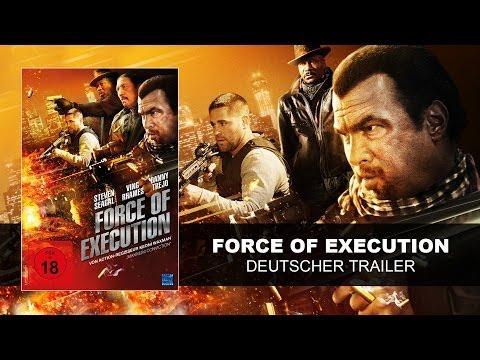 Force Of Execution (Deutscher Trailer) Steven Seagal, Danny Trejo, Ving Rhames    KSM