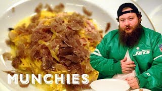 FTD Presents A Truffle-Filled Day with Action Bronson
