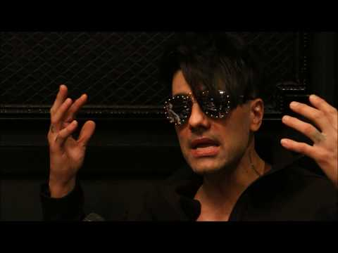 Criss Angel HD VIDEO INTERVIEW - Leaving Luxor for NEW VEGAS SHOW 2018