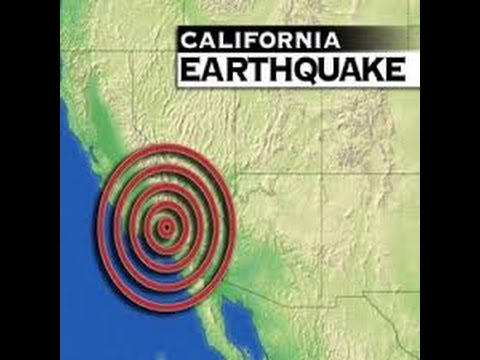 Earthquake - Rattles Monterey, Salinas California...