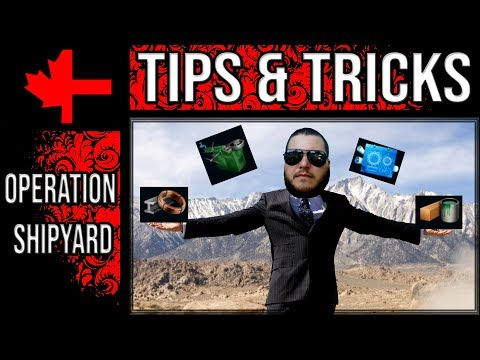 "Operation ""Shipyard"" Tips and Tricks - War Thunder"