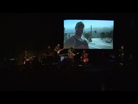 Live Cinema | Brent Green and Sam Green | Exploratorium