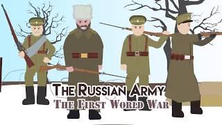 Русская Императорская Армия. Первая Мировая Война [Перевод]