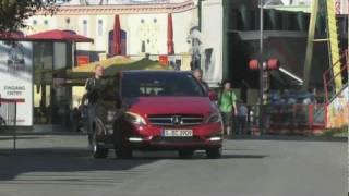 Mercedes Classe B Test Drive