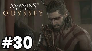 Assassin's Creed Odyssey Gameplay Walkthrough Part 30 - BEST MISSION YET! (Lets Play Commentary)
