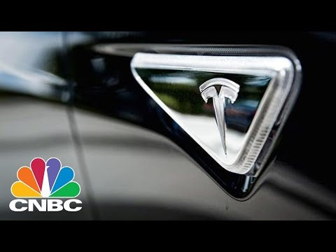 Tesla Announces New Versions Of Model S And Model X Vehicles   CNBC