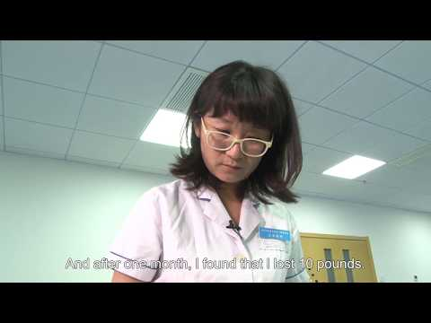 Traditional Chinese medicine for losing weight