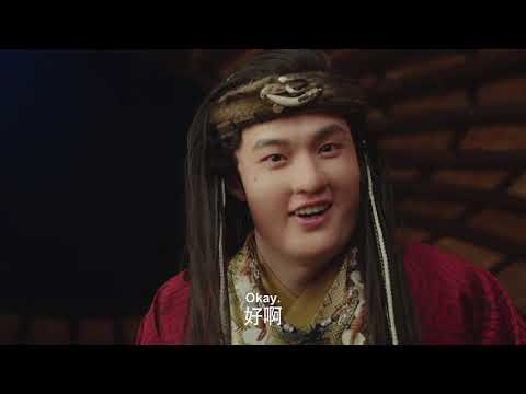 Clip: E05 Dangerous! Yu Shengyou Falls into a Coma and Is Caught | Lovely Swords Girl 恋恋江湖 | iQIYI
