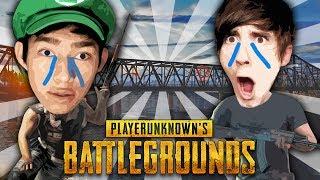 TODO OCURRIO EN EL PUENTE! PlayerUnknown's Battlegrounds
