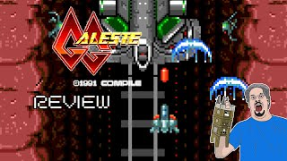 GG Aleste Review (Game Gear)