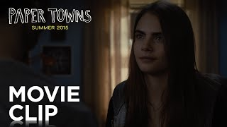 "Paper Towns | ""I Need to Borrow Your Car"" Clip [HD] 