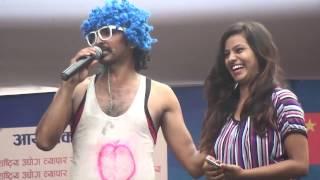 Nepali comedy Video By Danbir दानबिरले हसाउदा  बुटवल बासीको पेट दुखेपछी...