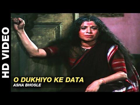 O Dukhiyo Ke Data - Shirdi Ke Sai Baba | Asha Bhosle | Shatrughan Sinha & Hema Malini