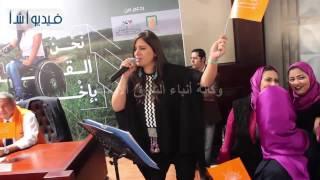بالفيديو: الاحتفال باليوم العالمى للإعاقة بمركز شباب الجزيرة