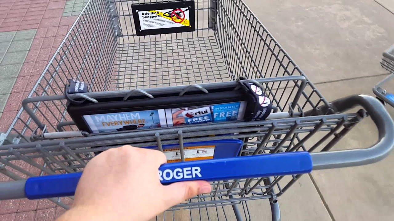Smart Shopping Carts At Kroger Doovi