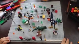 Обзор самое страшное место на планете lego