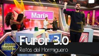 'El Hormiguero 3.0' versiona Furor 3.0 con Rosario, Vanesa Martín, Melendi y David Bisbal
