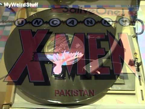 Uncanny X-Men -- Pakistan -- Brian Mannix