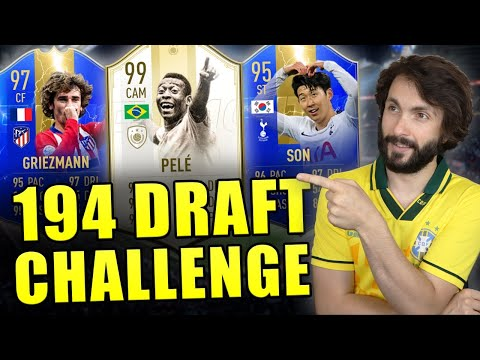 NAJVEĆI DRAFT DO SADA! FIFA 19 LIVE