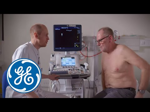 Contrast enhanced ultrasound guided lung biopsies explained