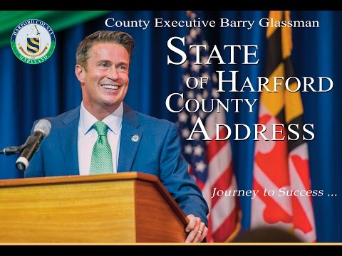 A Journey to Success... County Executive Glassman's State of the County Address