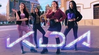 [KPOP IN PUBLIC CHALLENGE] K/DA - POP/STARS (LEAGUE OF LEGENDS) Dance Cover 커버댄스